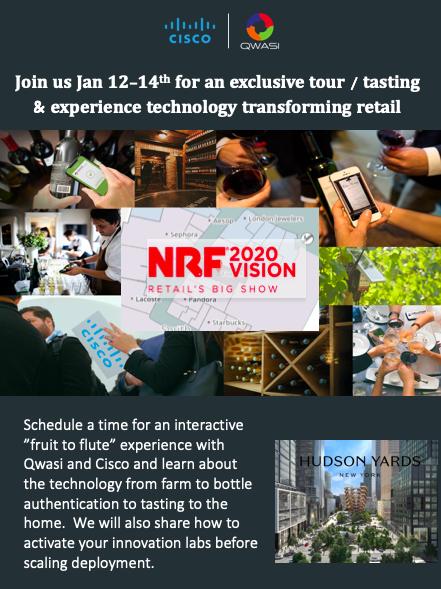 QWASI CISCO NRF 2020