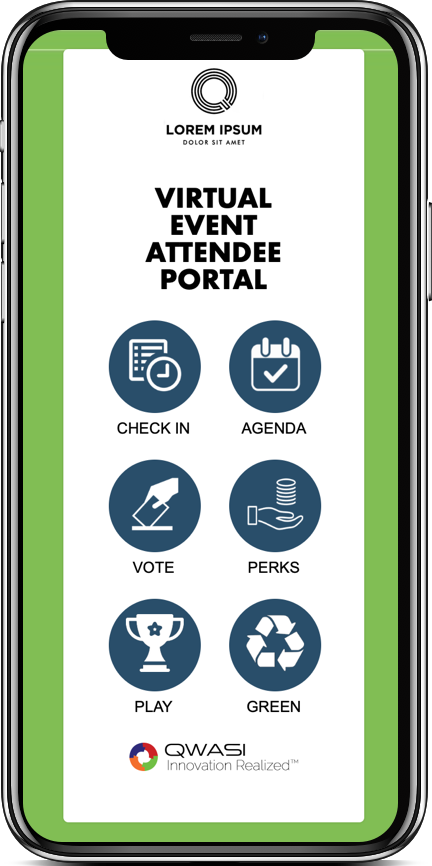 conference and Events portal
