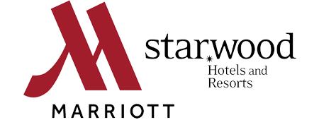 Marriott Starwood Hotels & Resorts logo