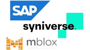 SAP Syniverse mblox logo