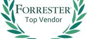 Forrester - Top Vendor - logo